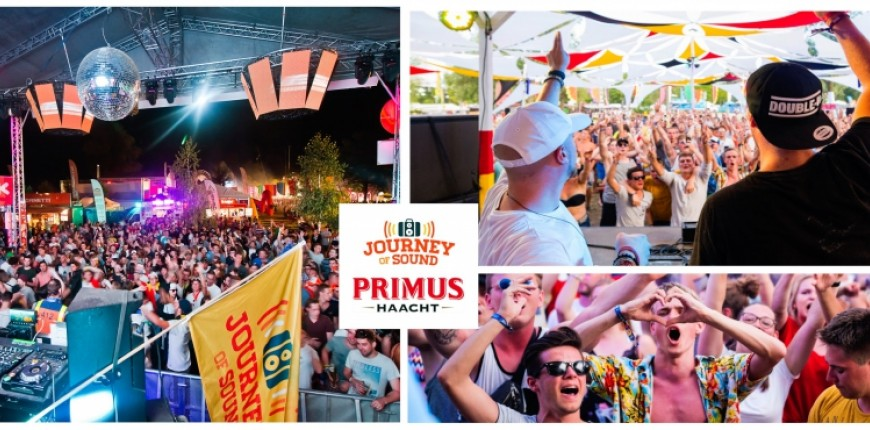 Primus zocht DJ voor Journey of Sound to Balaton Sound '19