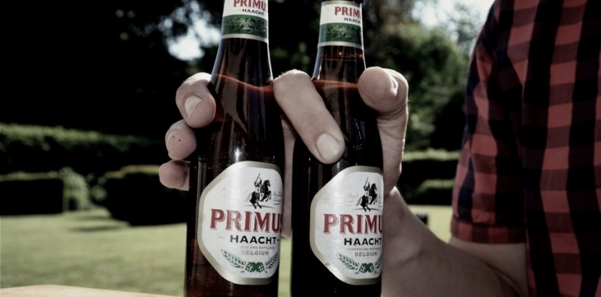 Le buveur de Primus