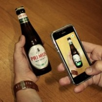 De platenbak app